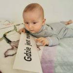 Czywarto ijak nauczyć małe dziecko czytać?