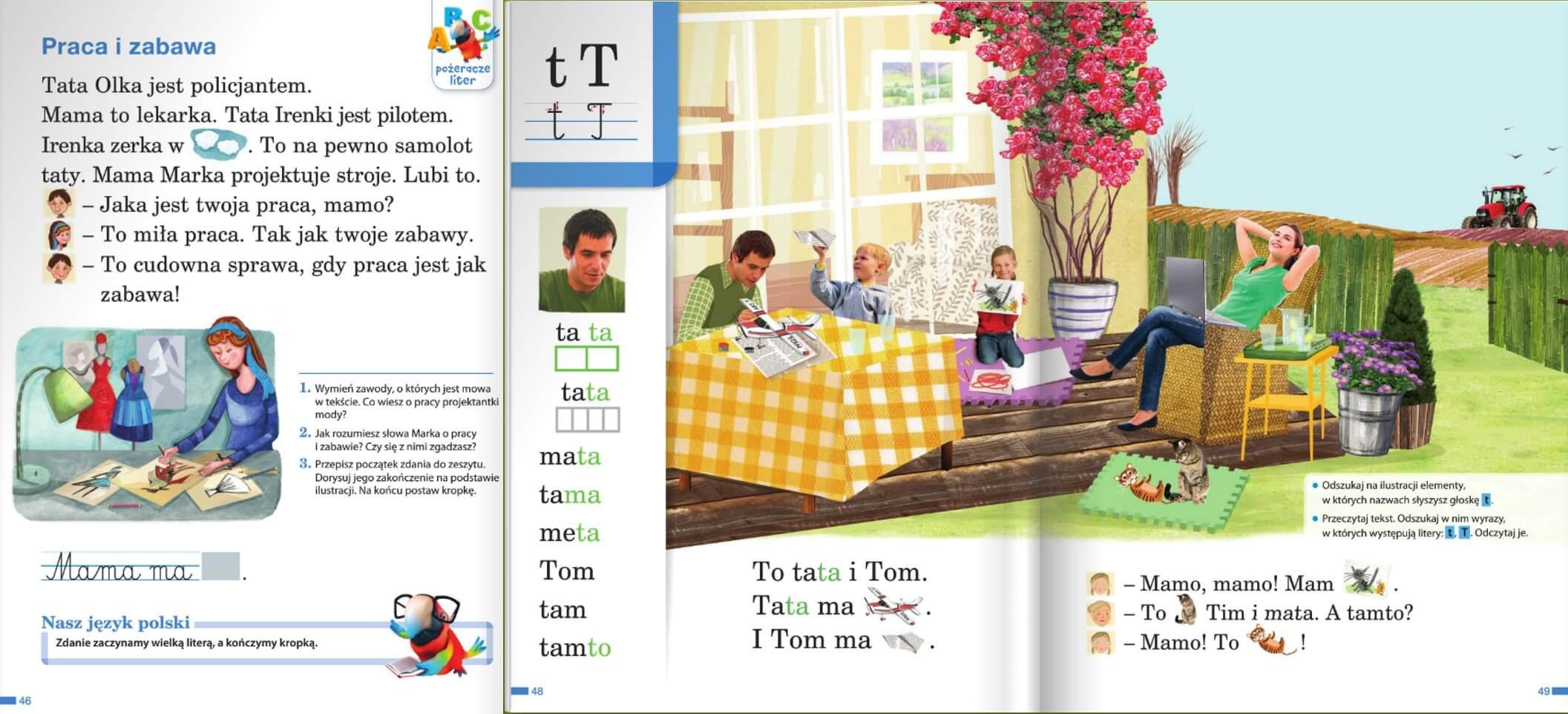 Edukacja Domowa Najnowszy Elementarz Opinie Nauka Czytania Problemy
