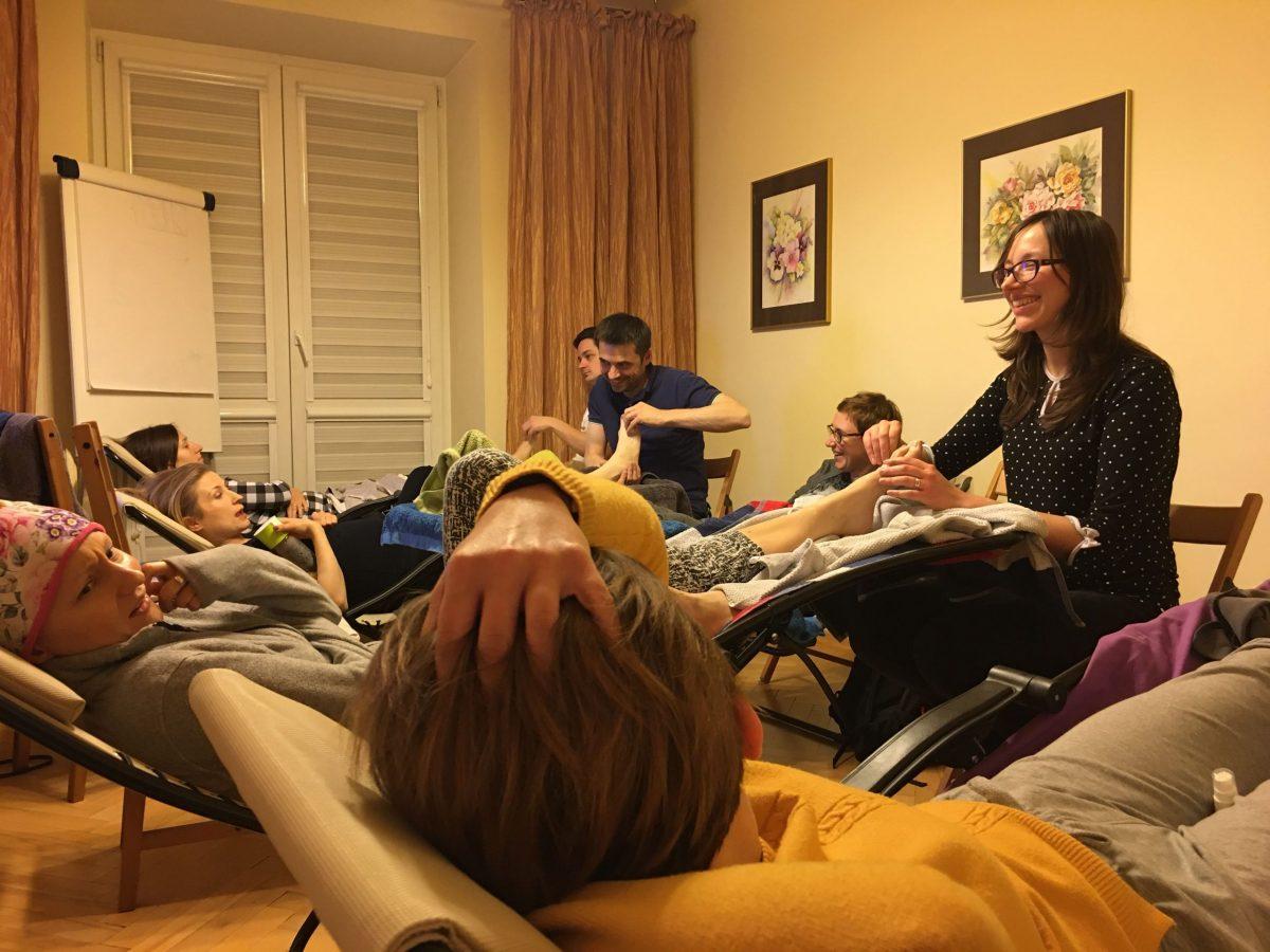 Masaż Refleksologiczny Terapie Naturalne