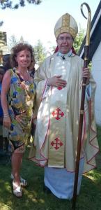 Aneta-Czerska-biskup-Czeslaw-Kozon
