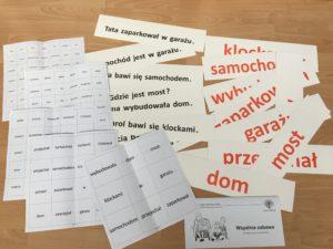 czytanie-zestaw-plansze-karty-książka-gry-metoda-Domana