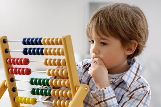 genialny matematyk rozwijanie uzdolnień matematycznych małych dzieci