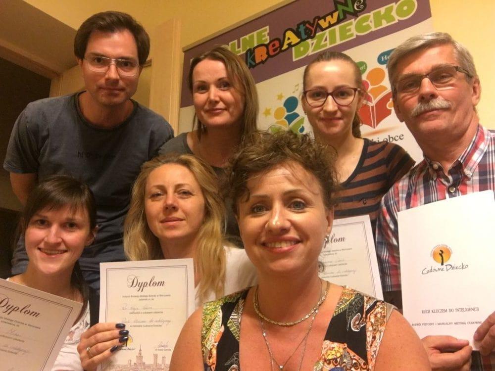 ruch kluczem dointeligencji szkolenie dla rodziców