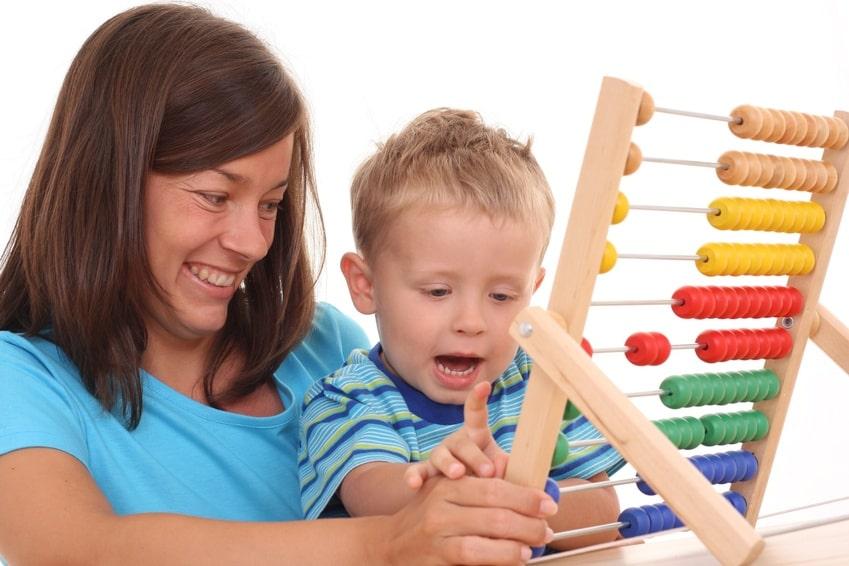 Jak nauczyć dziecko liczyć Nauka liczenia Matematyka dla dziecka matka zdzieckiem iliczydła