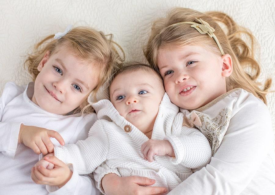 Kalendarz rozwoju dziecka 0-6 lat niemowlę przedszkolak