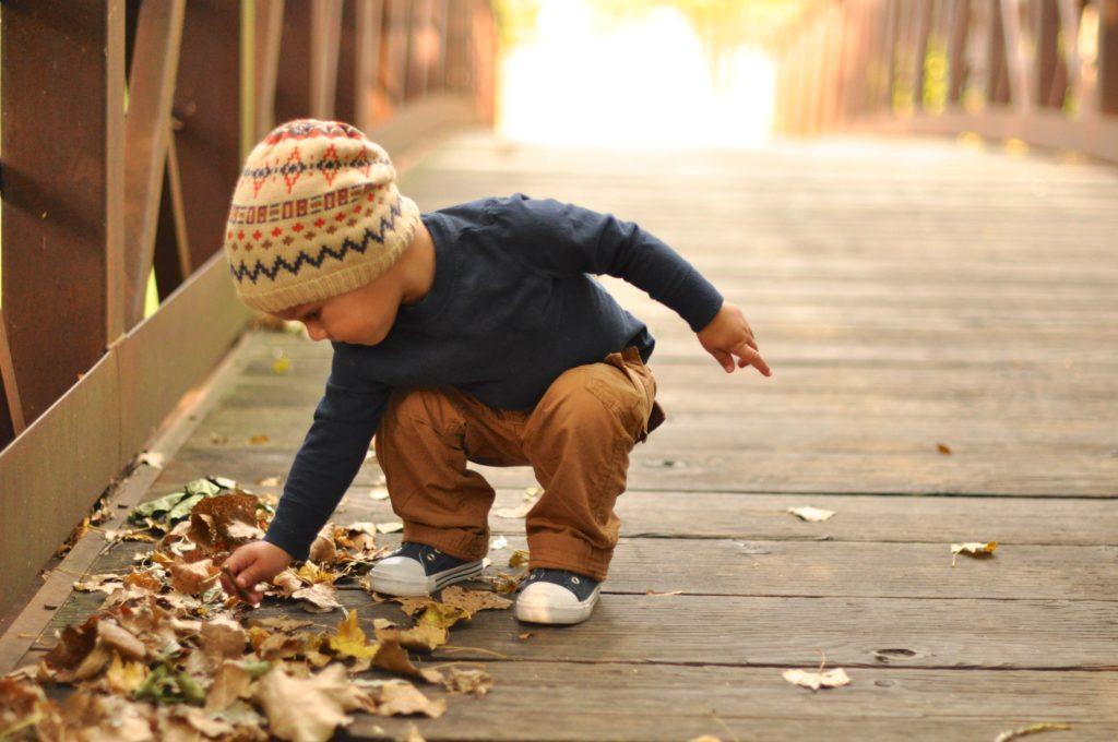 rozwój dziecka do3 roku życia
