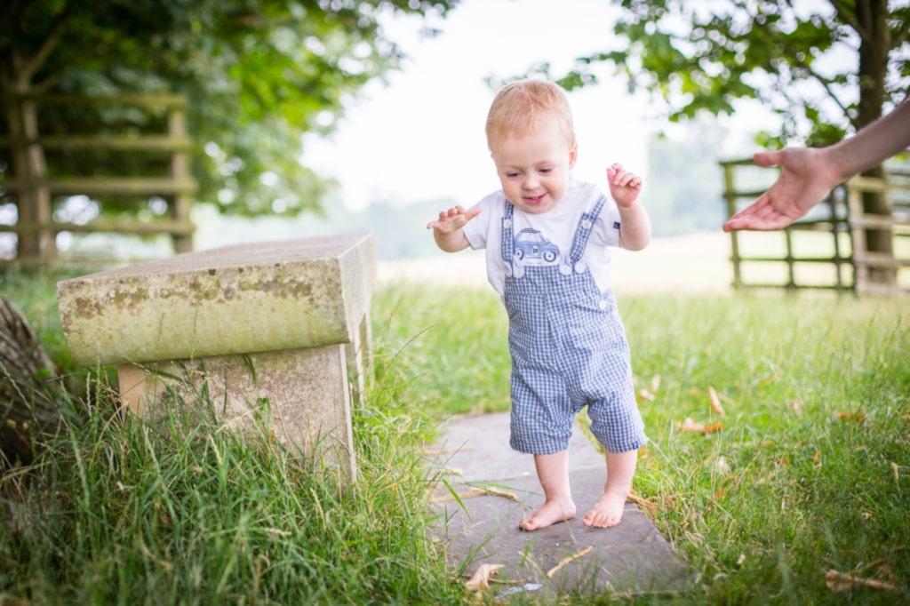 Rozwój dziecka 7-12 miesięcy