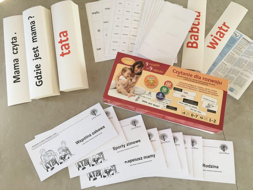 Książki dosamodzielnego czytania idonauki czytania Zestaw donauki czytania globalnego dla małych dzieci