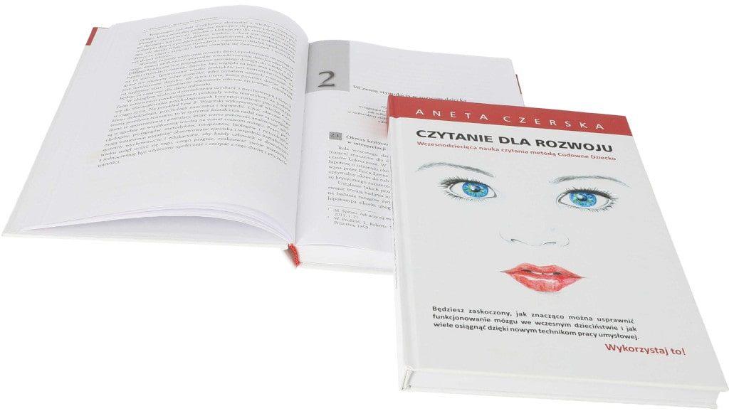 książka Czytanie dla rozwoju. Wczesnodziecięca nauka czytania metodą Cudowne Dziecko