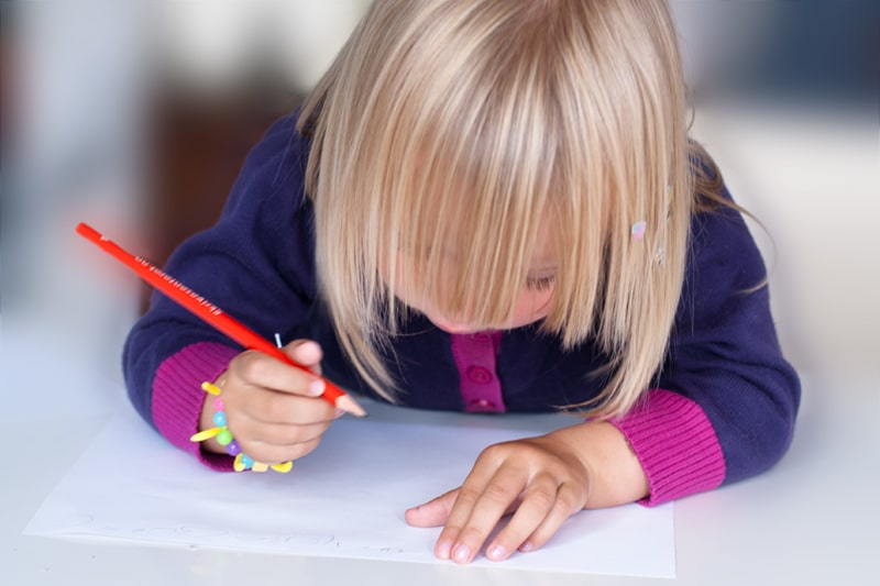 nauka czytania ipisania dla dzieci