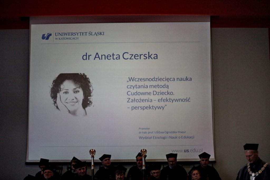 Metoda Cudowne Dziecko opinie  Prezentacja Dorobku Naukowego DrAneta Czerska Prof Zenon Gajdzica
