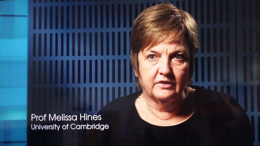 Prof Melissa Hines