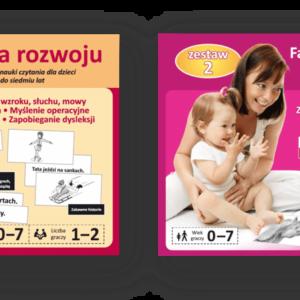 promocja zestaw donauki czytania globalnego dla małych dzieci cz 1 cz 2