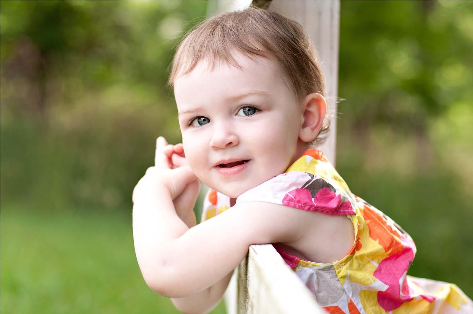 rozwój dziecka rocznego