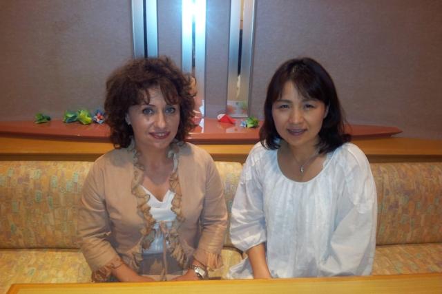 Dr Aneta Czerska Masumi Shichida Osaka Japonia 19.09.2011
