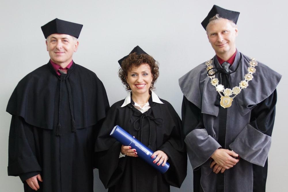 Prof Krzysztof Śleziński DrAneta Czerska Prof Zenon Gajdzica 4.11.2014