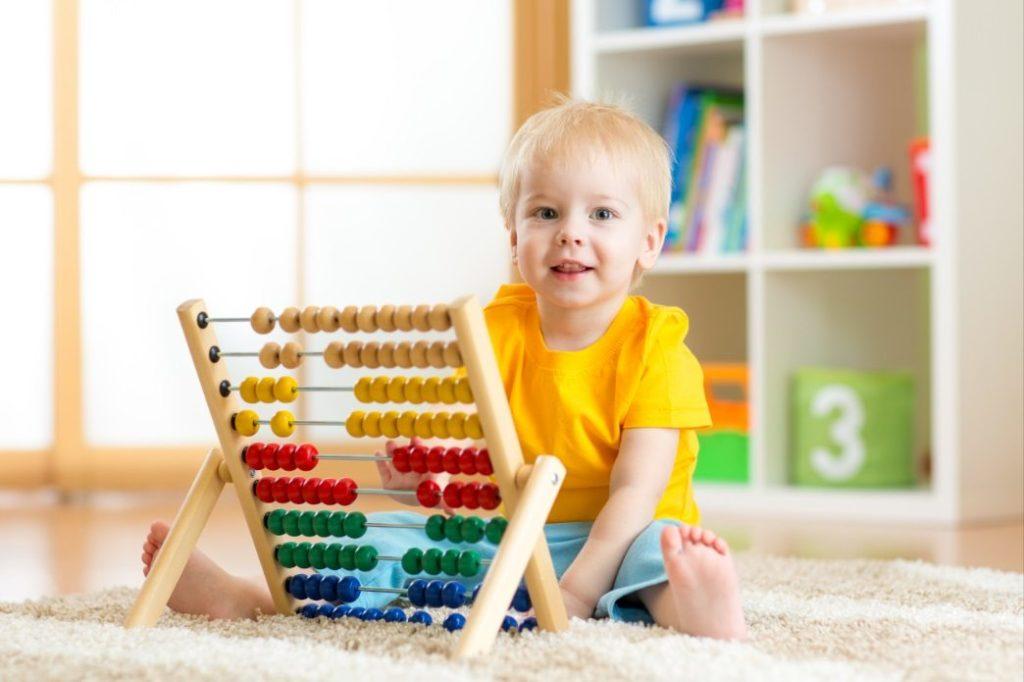 Jak rozwijac uzdolnienia matematyczne zabawy zliczydłami