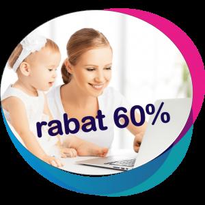 Opieka Roczna Online rabat 60 procent