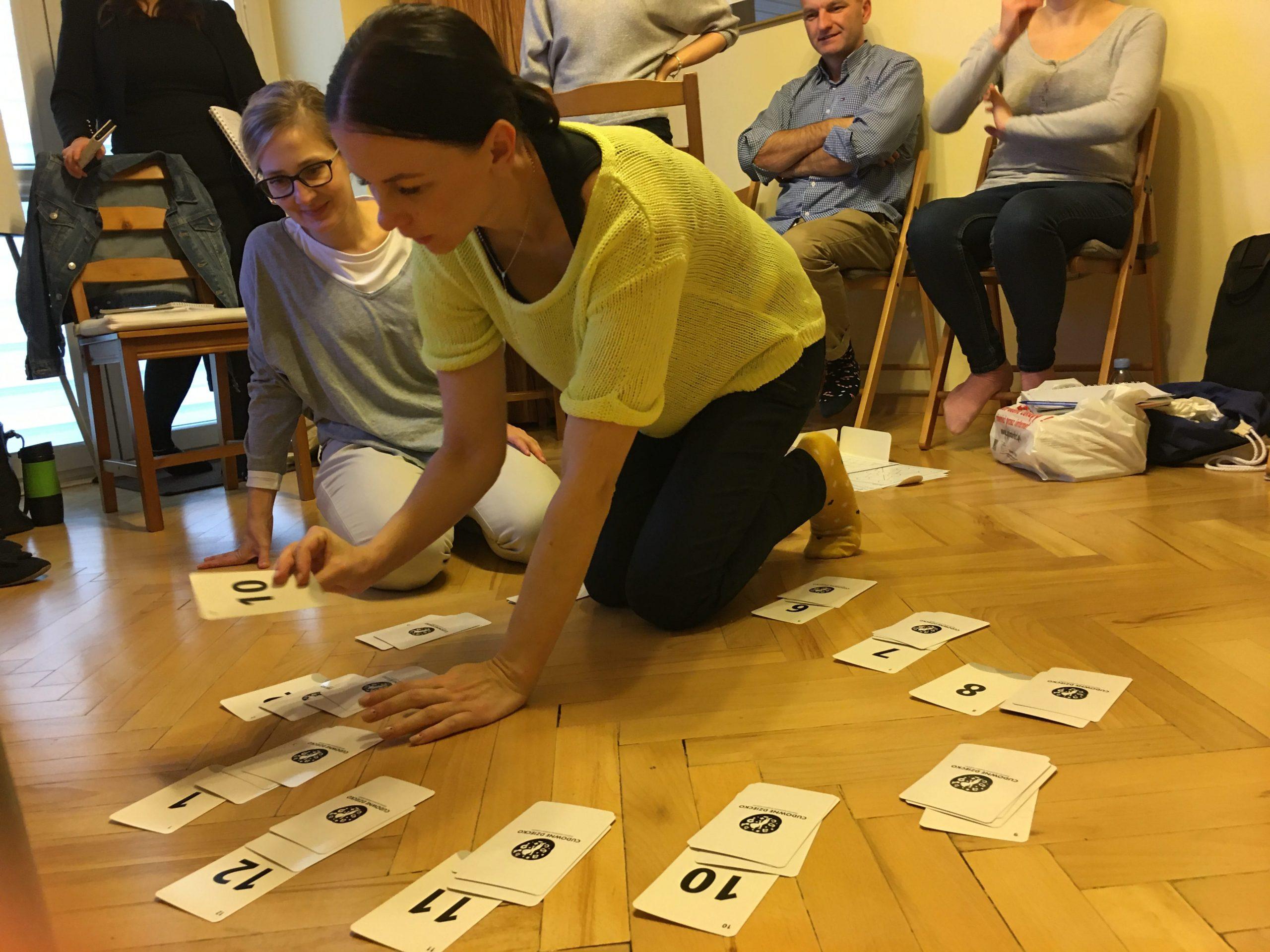 Karty matematyczne Zabawy igry dla dzieci