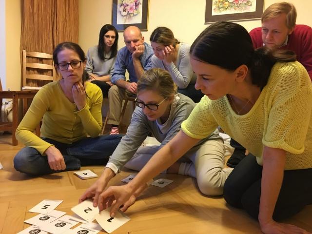 Karty matematyczne Zabawy igry dla dzieci Szkolenie