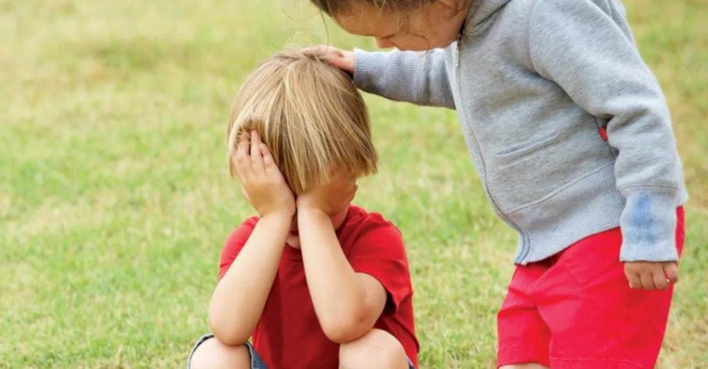 Inteligencja Emocjonalna Dziecka Empatia