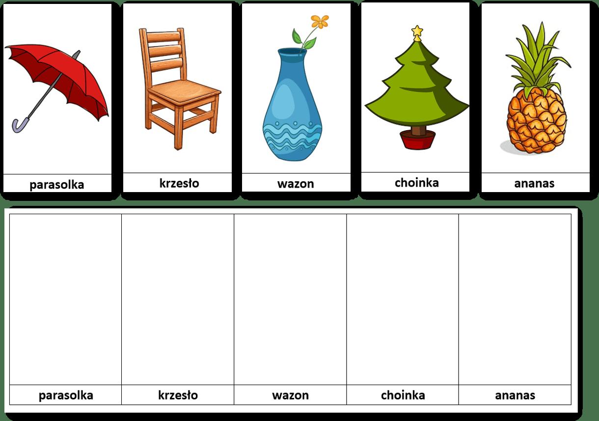 karty dorozwoju pamięci udziecka